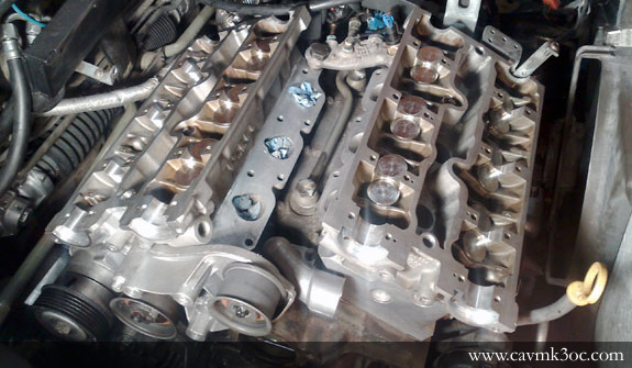 How2 - C25XE Oil Cooler Part Numbers for renewal | Mk3